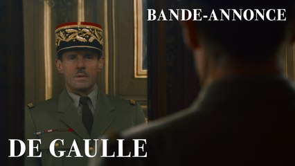 DE GAULLE - Bande-annonce