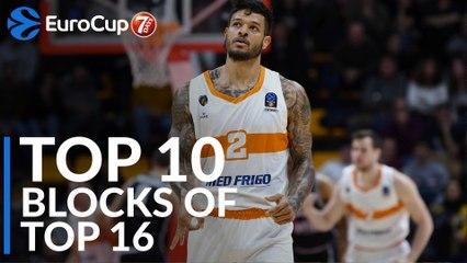 Top 10 Blocks of Top 16!
