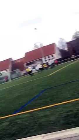 1:0 (Tarkan Tahiri, 12. Minute, direkt verwandeltes Freistoßtor)