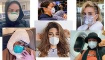 ردود فعل النجمات العربيات والعالميات حول إنتشار فيروس كورونا