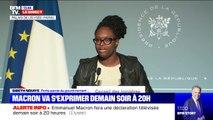 """Sibeth Ndiaye confirme que l'allocuation du Président """"sera consacrée à la crise du coronavirus"""""""