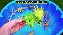 Dinosaurs for kids, Dinosaurs Learn Name and Sounds, Jurassic World Dinosaur Toys For Kids Video