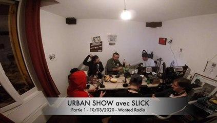 Urban Show avec Slick - Partie 1