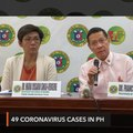DOH confirms 16 new cases of coronavirus in PH; total now 49