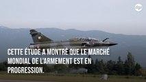 La France devient le troisième plus gros exportateur mondial d'armes