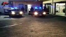Video Taranto - Due evasi dal carcere di Foggia arrestati dai Carabinieri (11.03.20)