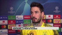 Dortmund, la peur du silence