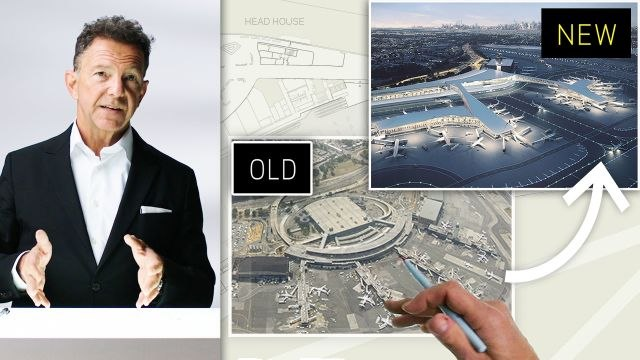 Airport Expert Creates the Ideal Layout for LaGuardia Airport