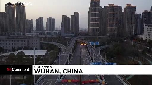 Coronavirus : à Wuhan, les entreprises sont autorisées à rouvir leurs portes