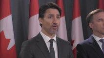 Trudeau promises $1 billion for COVID-19 fight