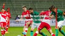 AS Monaco - ASSE : le bilan des Verts en Principauté