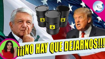 ¡URGENTE! USA Busca Sancionar a México Por Comprar Gasolina Barata; AMLO Responde