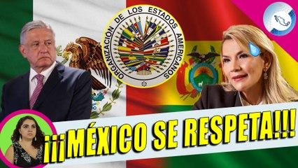 ¡ALERTA MÉXICO! Bolivia Denuncia a AMLO y Lo Llevará a La Corte; El Conflicto Sigue