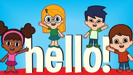 Hello| Kids Songs | Super Simple Songs