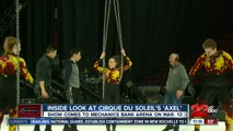 Inside look at Cirque du Soleil's 'Axel'
