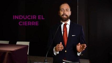 Cómo cerrar una presentación - Alvaro Gordoa - Colegio de Imagen Pública