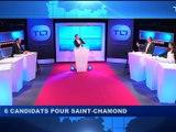 Municipales : 6 candidats à Saint-Chamond débatent sur TL7 - Elections Municipales Loire 2020 - TL7, Télévision loire 7