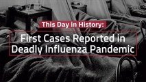 The Pandemic Over 100 years Ago