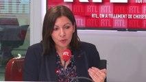 """Municipales à Paris : Anne Hidalgo juge son bilan propreté """"pas satisfaisant"""" sur RTL"""