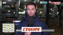 Mbappé est bien remplaçant - Foot - C1 - PSG