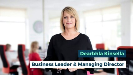 Meet Dearbhla Kinsella