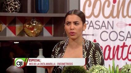 Especial Ají | Mes de la Cinta Amarilla/Endometriosis - Nex Panamá