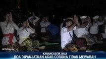 Warga Bali Gelar Doa Bersama Agar Terhindar Corona