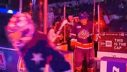 AHL Binghamton Devils 5 at Rochester Americans 2