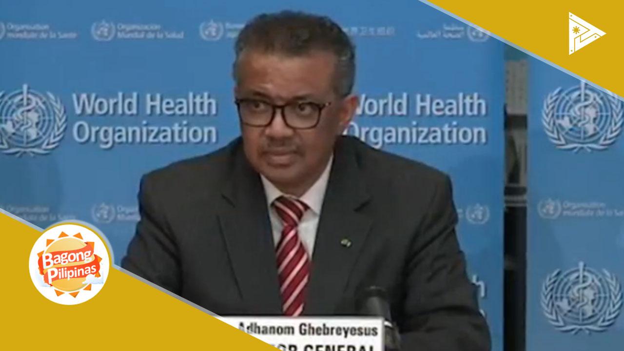 NEWS & VIEWS: Coronavirus outbreak, idineklarang global pandemic ng World Health Organization