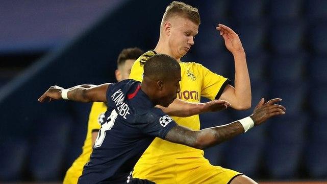 PSG-Borussia Dortmund, Presnel Kimpembe : «ils ont manqué d'humilité»
