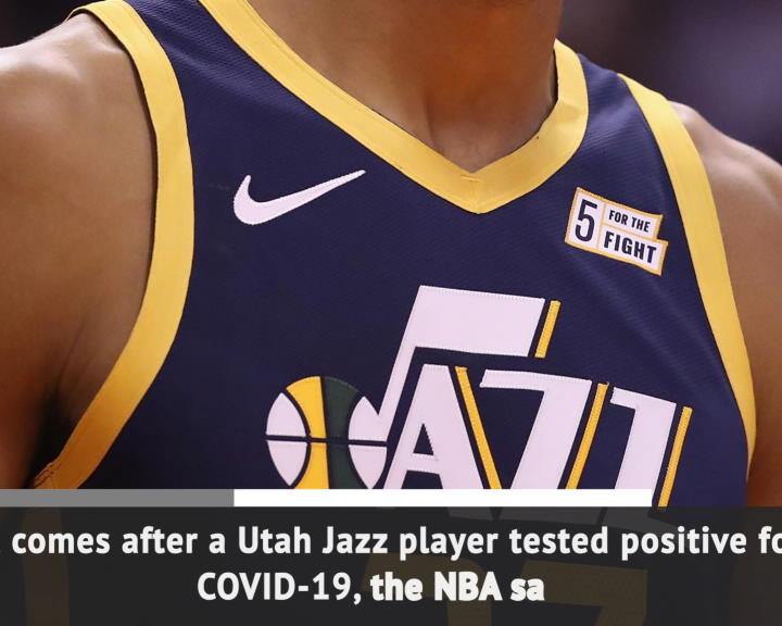 Breaking News – NBA season suspended due to coronavirus