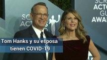 Tom Hanks confirma estar contagiado de Coronavirus COVID-19