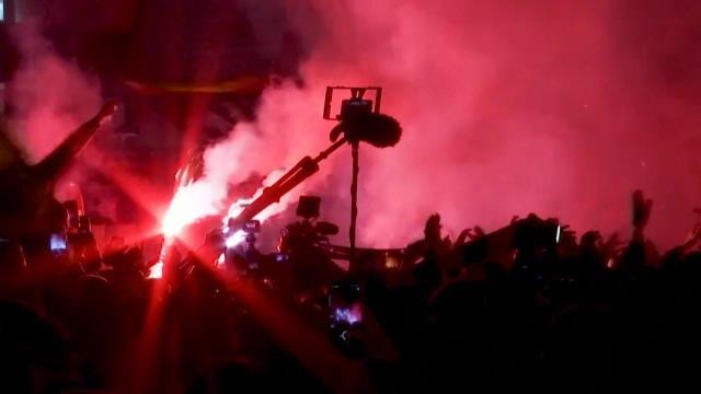 8es - Les réactions des fans après la qualification du PSG