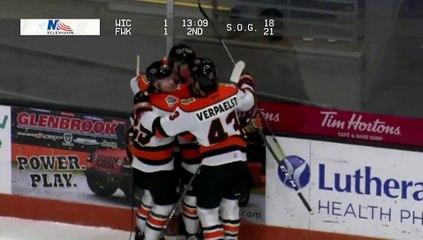 Game Recap - Wichita Thunder at Fort Wayne Komets