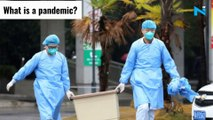 WHO declares coronavirus a global pandemic: What that means?