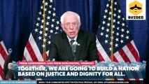 Senator Bernie Sanders Delivers Campaign Update From Burlington