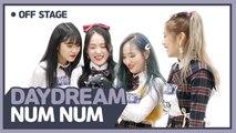 [Pops in Seoul] NUMNUM! DAYDREAM(데이드림)'s Off-Stage Dance