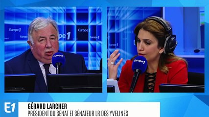 Gérard Larcher - L'interview de 8h15 Jeudi 12 mars