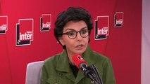 """Rachida Dati : """"L'écologie, c'est pas une question partisane ou politicienne : c'est une question politique majeure, qui structure la société"""""""