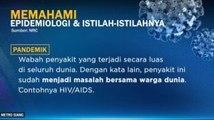 Virus Corona Jadi Pandemi, Apa Maksudnya?