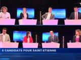 Municipales : 8 candidats à Saint-Etienne, ils ont 2 heures pour débattre sur TL7 - Elections Municipales Loire 2020 - TL7, Télévision loire 7