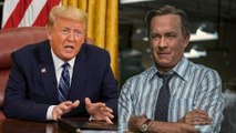 Trump bans travel from Europe to the US as coronavirus pandemic hits actor Tom Hanks and the NBA