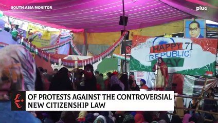 'Fearless' at Shaheen Bagh: Art as protest expression