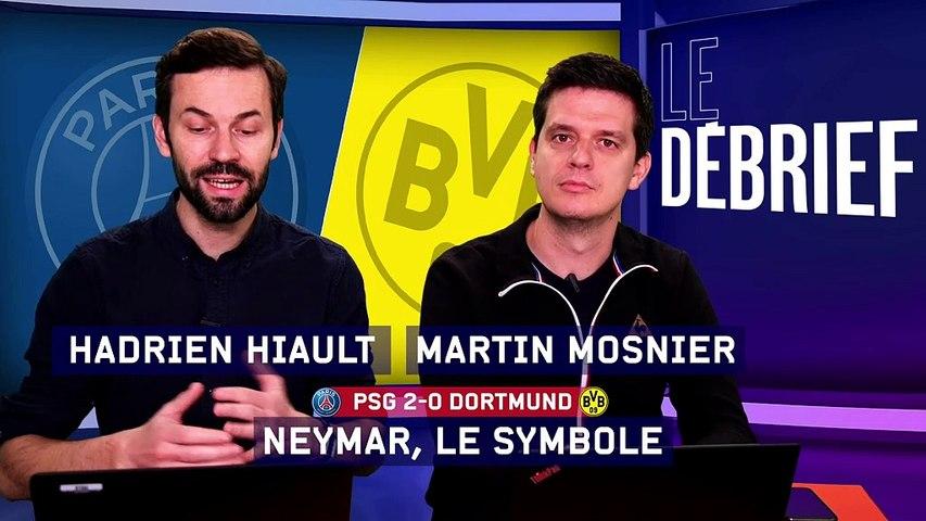 Des guerriers, comme Neymar, c'est ce qu'il fallait à ce PSG
