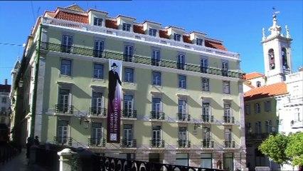 Lisbonne revisitée? le prisme Pessoa - Régis Salado