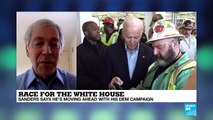 Will Joe Biden be able to unite the party?