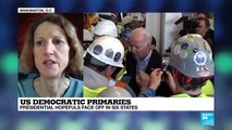 Has Joe Biden already won the democratic primaries?