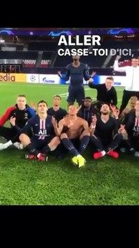 La story sans pitié de Kehrer après PSG-Dortmund