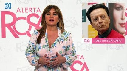Alerta Rosa - Ortega Cano defiende la unión familiar de su mujer y Rocío flores