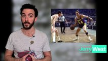 Jerry West la silhouette de la NBA